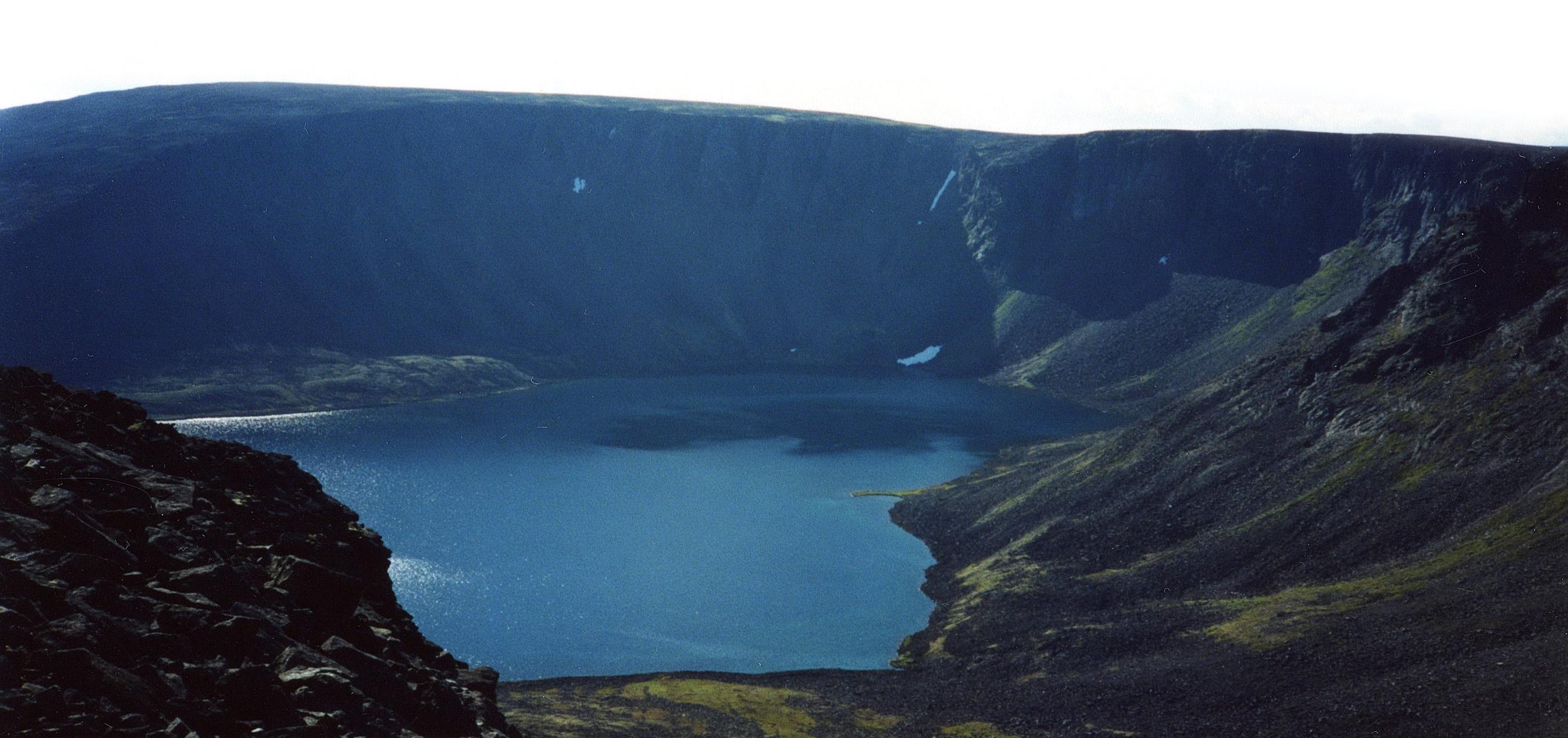 Паранормальная активность на Кольском полуострове. Тайна Ловозерских тундр Lenta1487001526331ozero