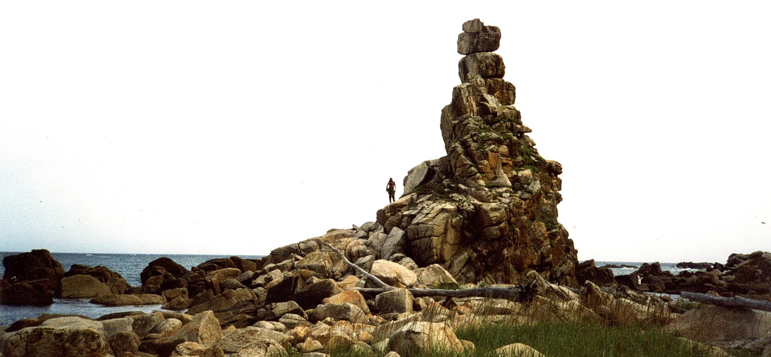 Паранормальная активность на Кольском полуострове. Тайна Ловозерских тундр Lenta1487001688288kamen2